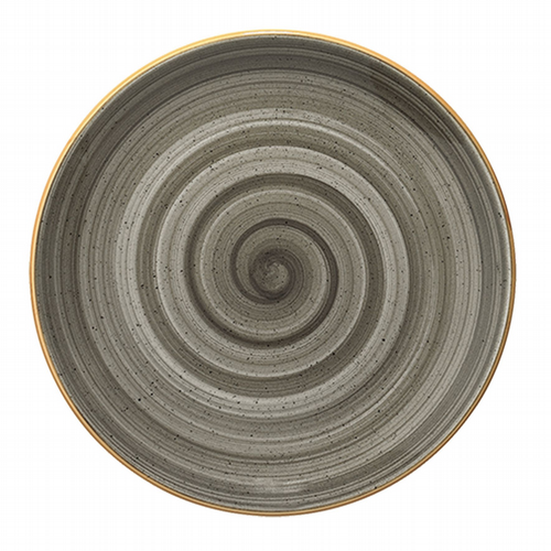 Space - Light Grey - 30 cm Plate